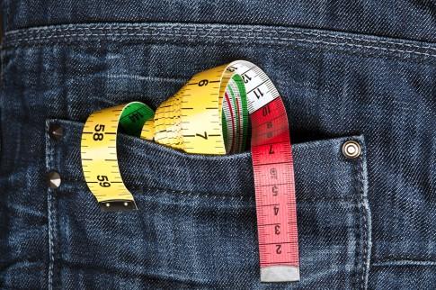Hosengrößen-Umrechnung