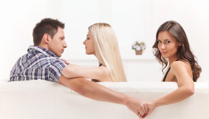 Flirten ist fremdgehen