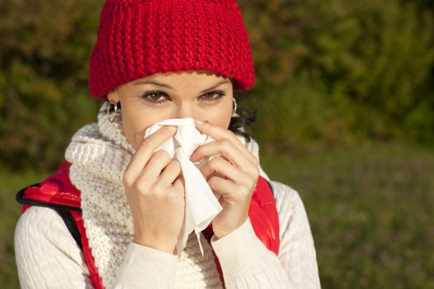 Hausmittel gegen eine verstopfte Nase