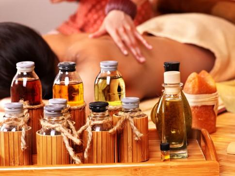 Massageöl selber herstellen