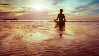 Mit Meditation gesund und lange Leben