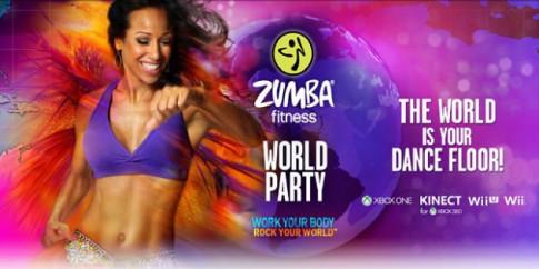 Zumba Fitness & Zumba Kids