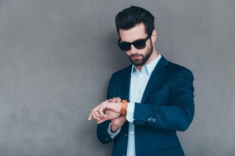 Uhrenarmband aus Metall, Leder, Silikon oder Stoff