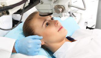 Augenlaser-OP: Neue Fortschritte zur Behandlung von Fehlsichtigkeit