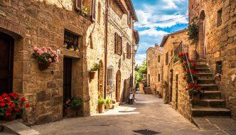 Ferien in der Toskana