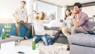 Wie Ihre Karaoke-Party ein voller Erfolg wird