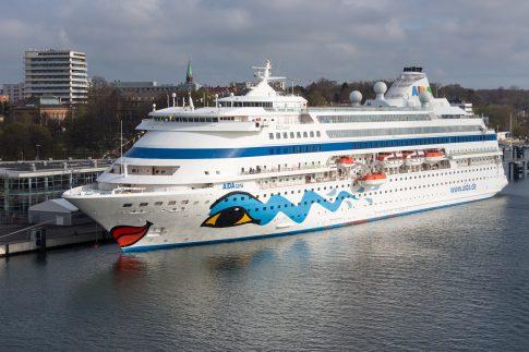 Ostsee-Kreuzfahrten ab Kiel