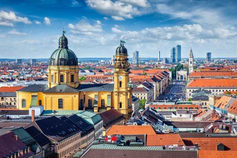 Münchener Jobmarkt