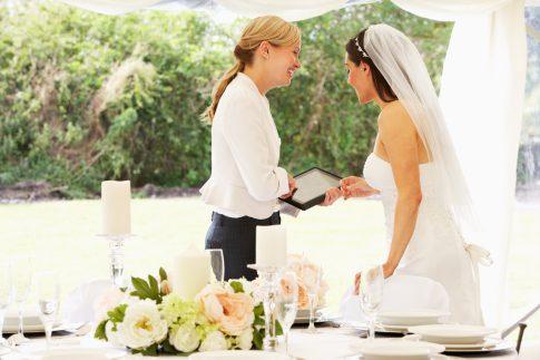Hochzeit selber planen oder von einer Eventagentur organisieren lassen?