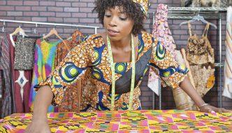 Mode aus Afrika entdecken