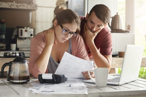Häufige Fehler bei der Kreditaufnahme