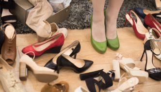 Schuh- und Taschentrends sollten Sie 2018