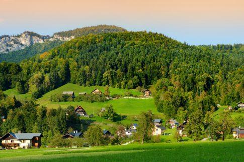 Der Bayerische Wald und der Harz