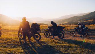 Sicher mit dem Motorrad verreisen