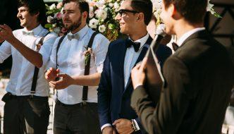 Hochzeits-Dresscode für Männer