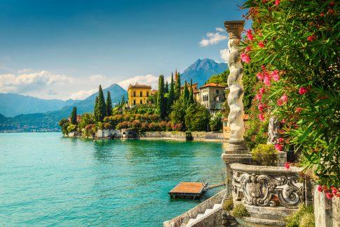Italien, das Land wo die Zitronen blühen