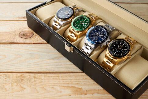 Welche Uhr für welchen Typ?